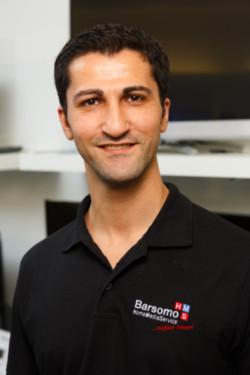 Ablahad Barsomo, Geschäftsführer