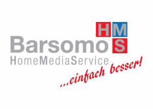Barsomo HomeMediaService Logo (transparent)