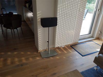 Eingebaute Audioanlage