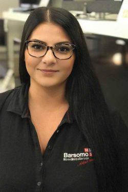 Daniela Barsomo, Beratung & Verkauf