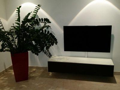 Eingebauter TV
